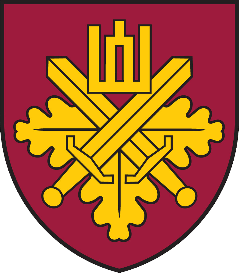Insignia of the National Defence Volunteer Forces Lithuania